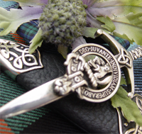 Kilt pin and Scottish themed gifts and accessories