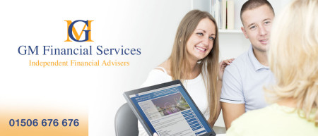 Header Graphic for GM Financial Services in Bathgate West Lothian
