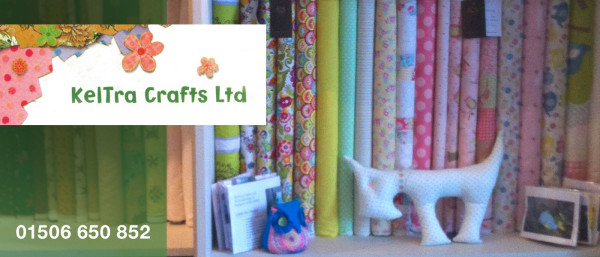 Header graphic for Keltra Crafts in Bathgate West Lothian