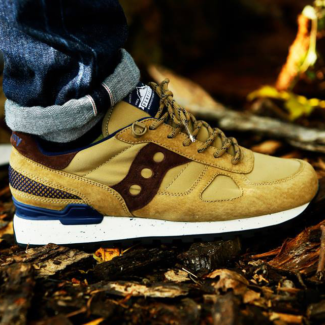 Photo of Saucony and Penfield Trainer