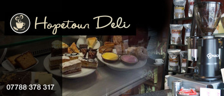 Header Graphic for Hopetoun Deli in Bathgate