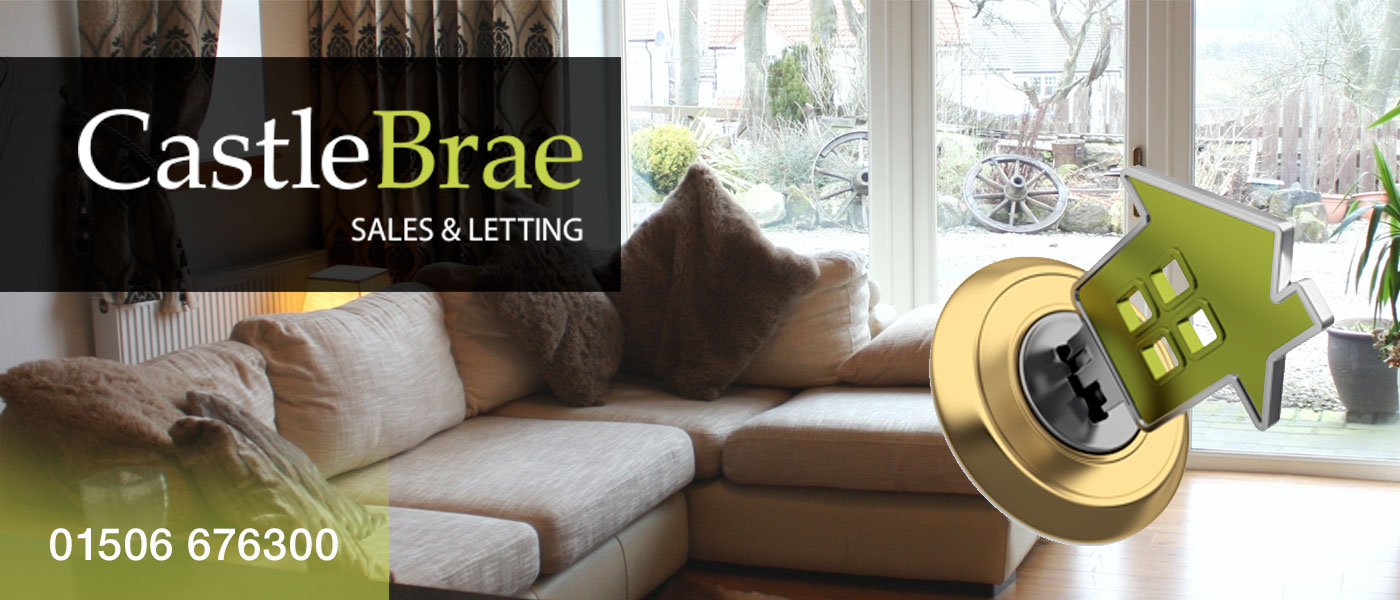 CastleBrae Sales and Letting header graphic