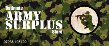 Bathgate Army Surplus Store