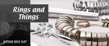 Jewellery from Rings & Things