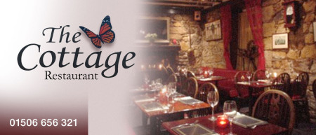 The Cottage Restaurant - Profile Header Graphic