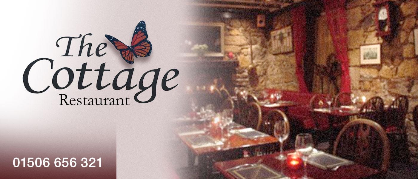 The Cottage Restaurant - Profile Header Graphic