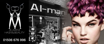Al Mani-Hair and Beauty