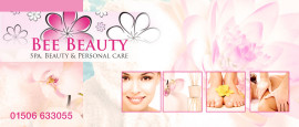 Bee Beauty Header graphic