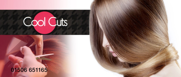 Cool Cuts header graphic