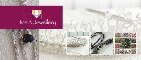 M&A Jewellery Header Graphic