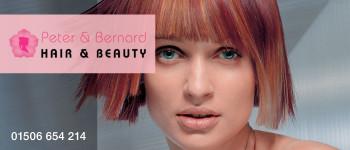Peter & Bernard Hairdressers
