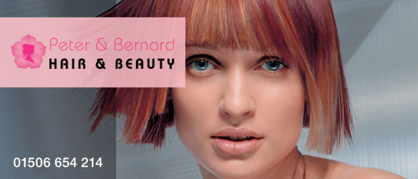Peter and Bernard Hair & Beauty