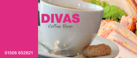 Divas Coffee Shop and Sandwich Bar