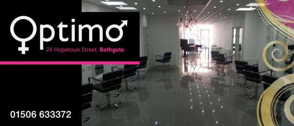 Optimo Hairdressers Header Graphic
