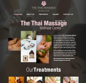 Thai massage scotland