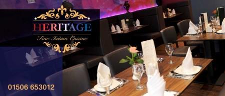 Heritage Restaurant Bathgate