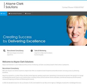 Alayne Clark website link