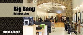 Big Bang Hairdressing