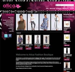Atica Web Link