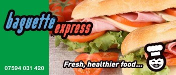 Baguette Express – Take-away sandwich bar