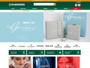Ramsdens Web Link